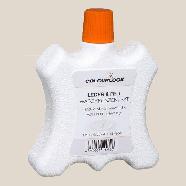 Leder Waschmittel