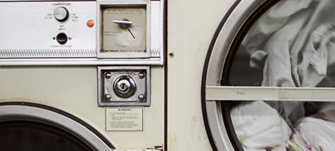 Lederhose in der Waschmaschine