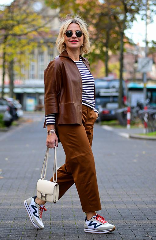 Lederhemd Outfit casual