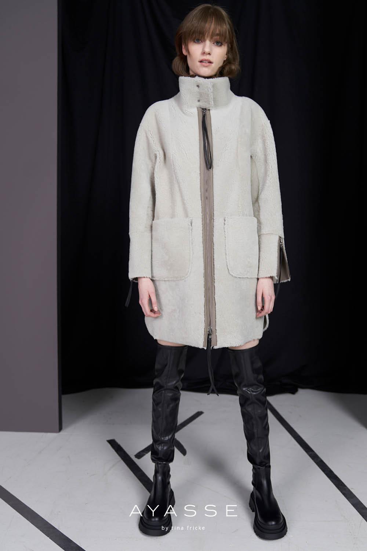 Lammfelljacke Dani von Ayasse online kaufen - herbst winter 2021