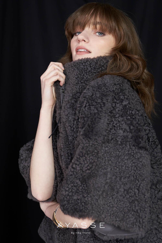 Lammfelljacke Mari von Ayasse online kaufen - herbst winter 2021