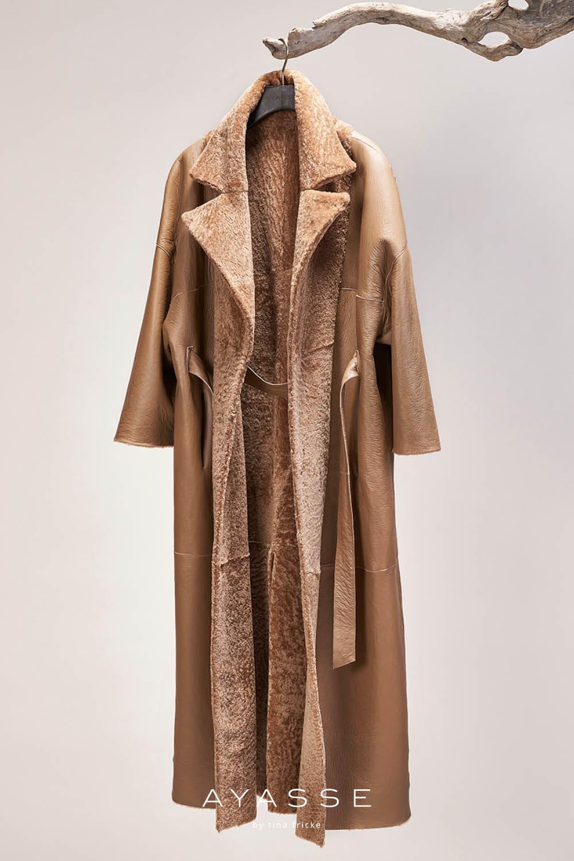 Lammfell Mantel Grace von Ayasse online kaufen - herbst winter 2021